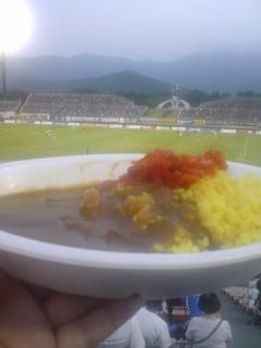 Jリーグ:モンテディオ山形1-0愛媛FC@NDスタジアム